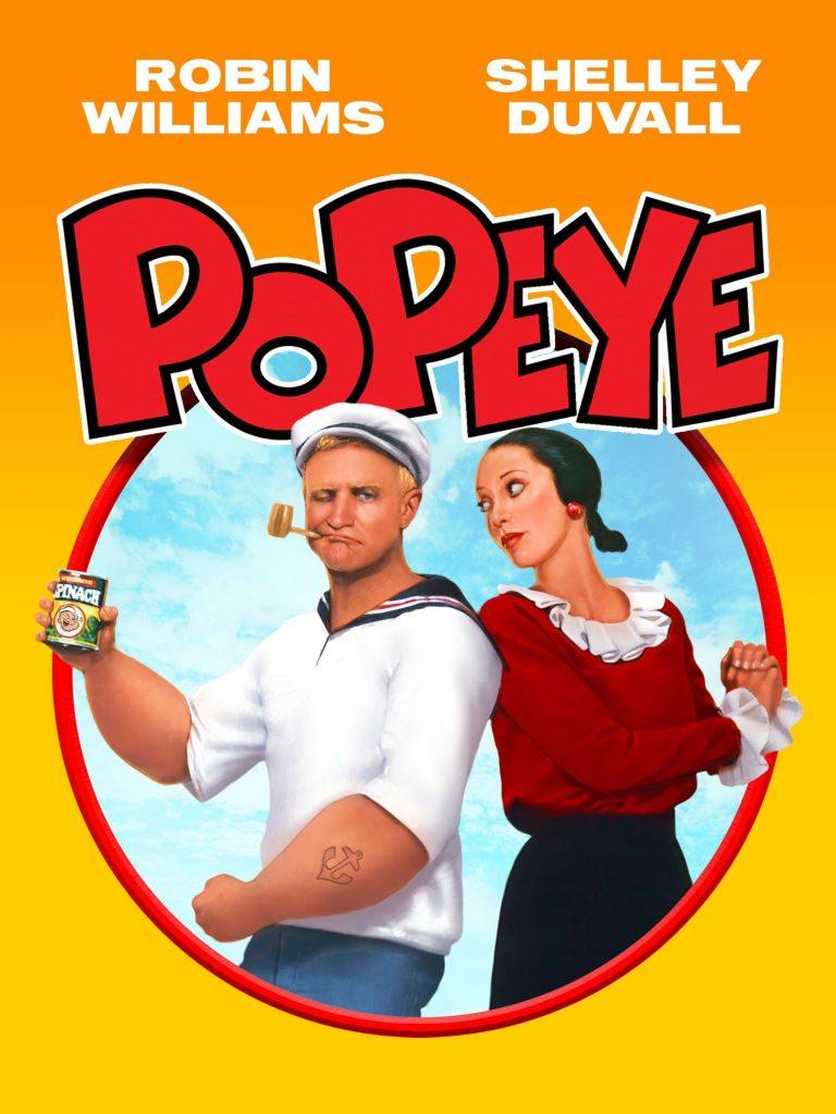 รีวิวเรื่อง POPEYE (1980)