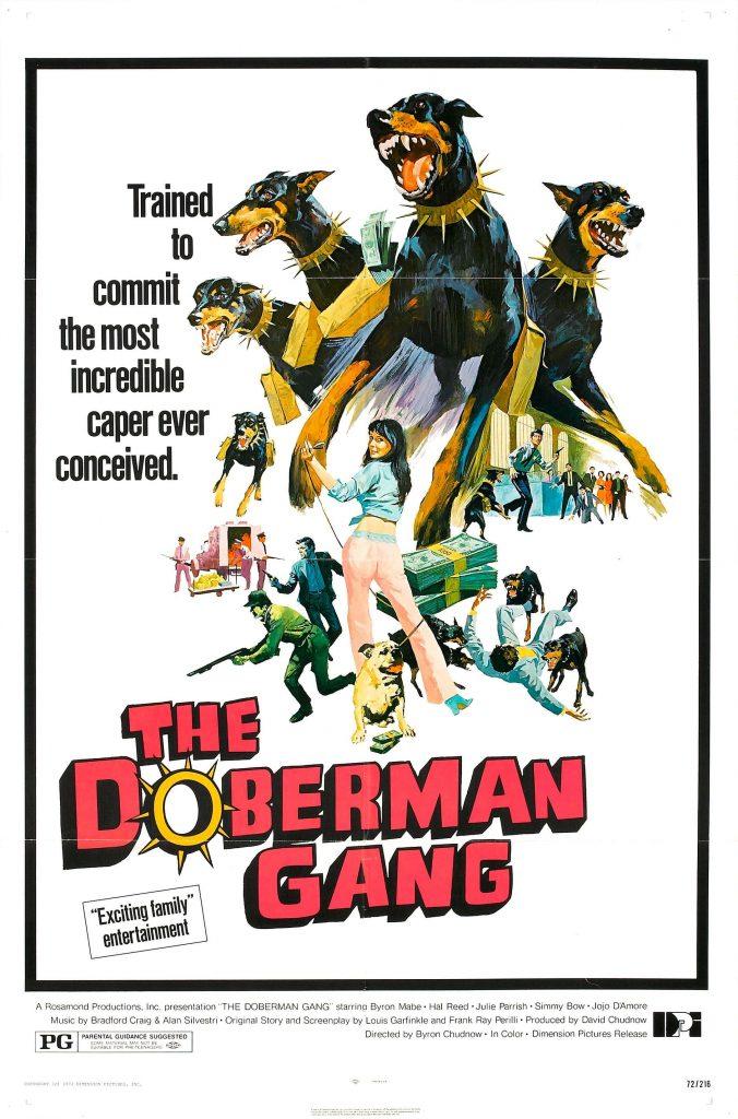 The Doberman Gang (1972)