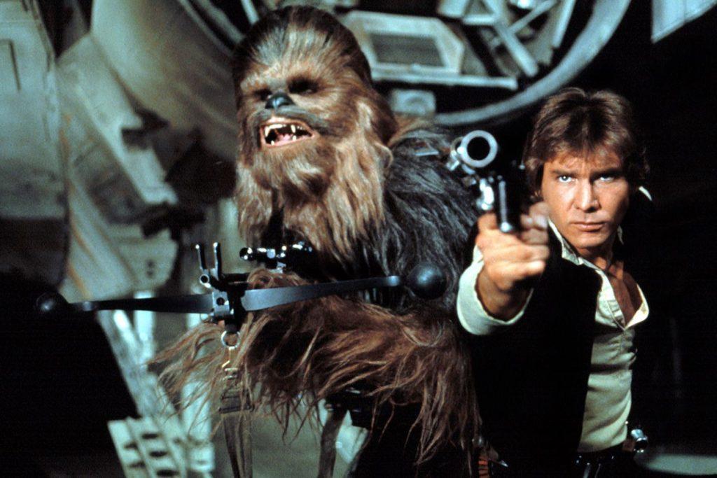 Star Wars Episode New Hope 1977